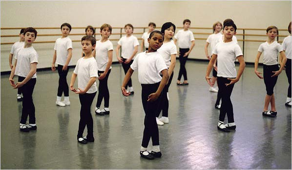 Boys Dance Too