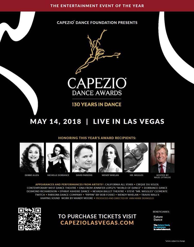 Capezio Dance Awards